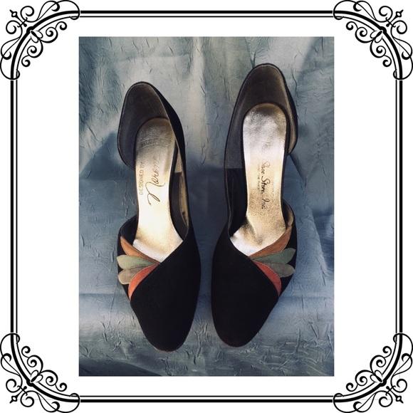 Shoes   Real Vintage 195s Heels   Poshmark